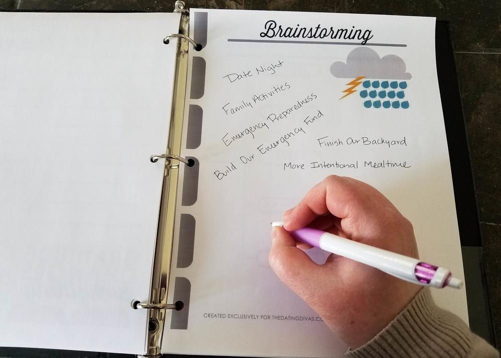 goal ideas for couples