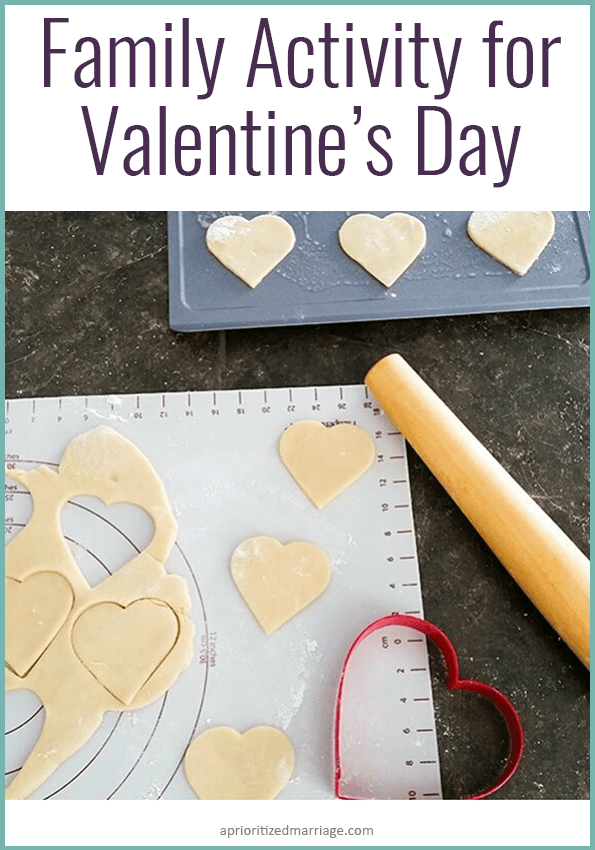 Spread the love this Valentines Day with a fun family activity