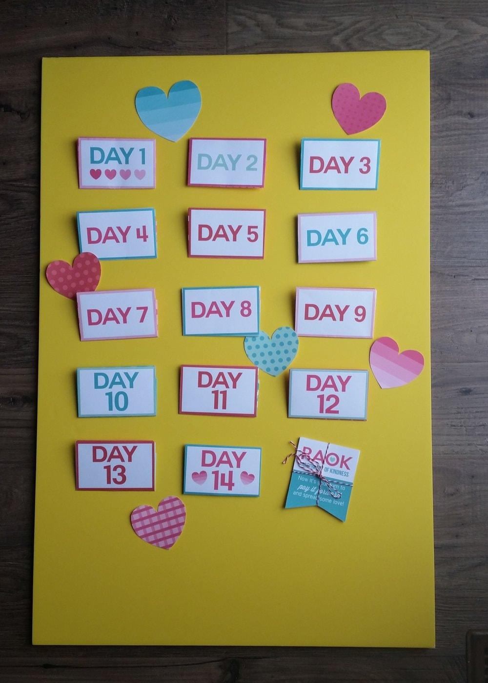 14 Days of Valentines Countdown