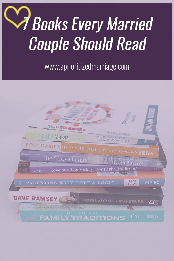Book suggestions for married couples