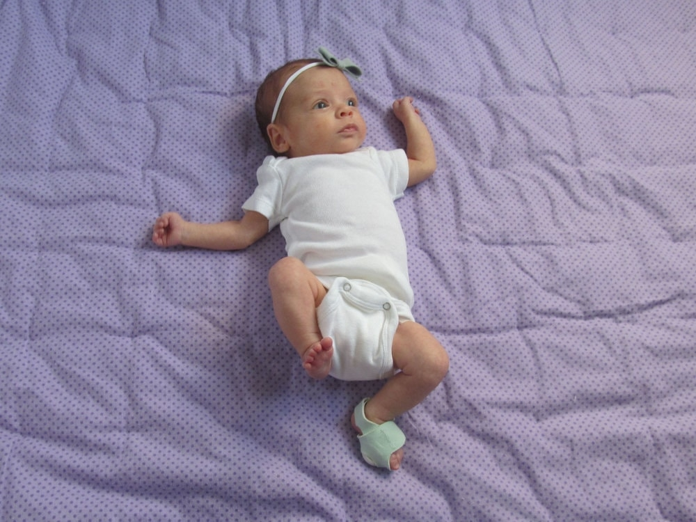 newborn mom life