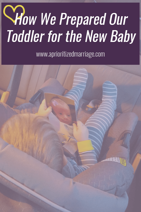 7 tips for preparing your toddler to meet the new baby.