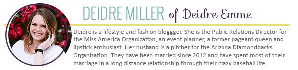 Deidre Miller