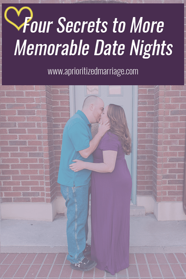 Make date night more memorable with these tips