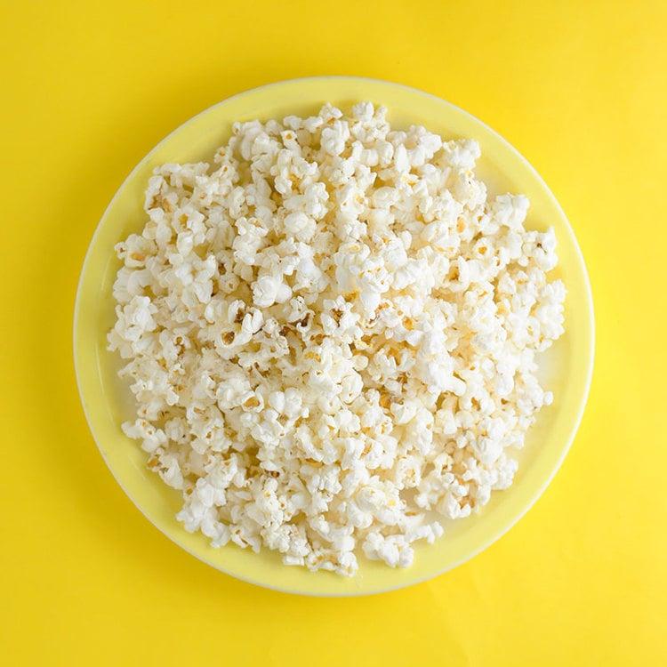 Garlic & Parmesan Popcorn