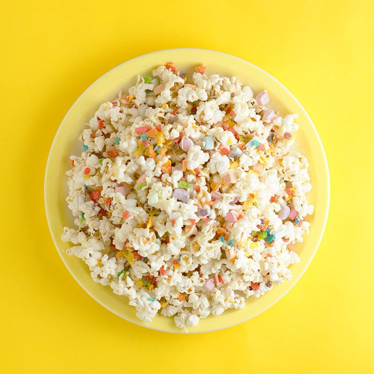Sweet Cereal Popcorn