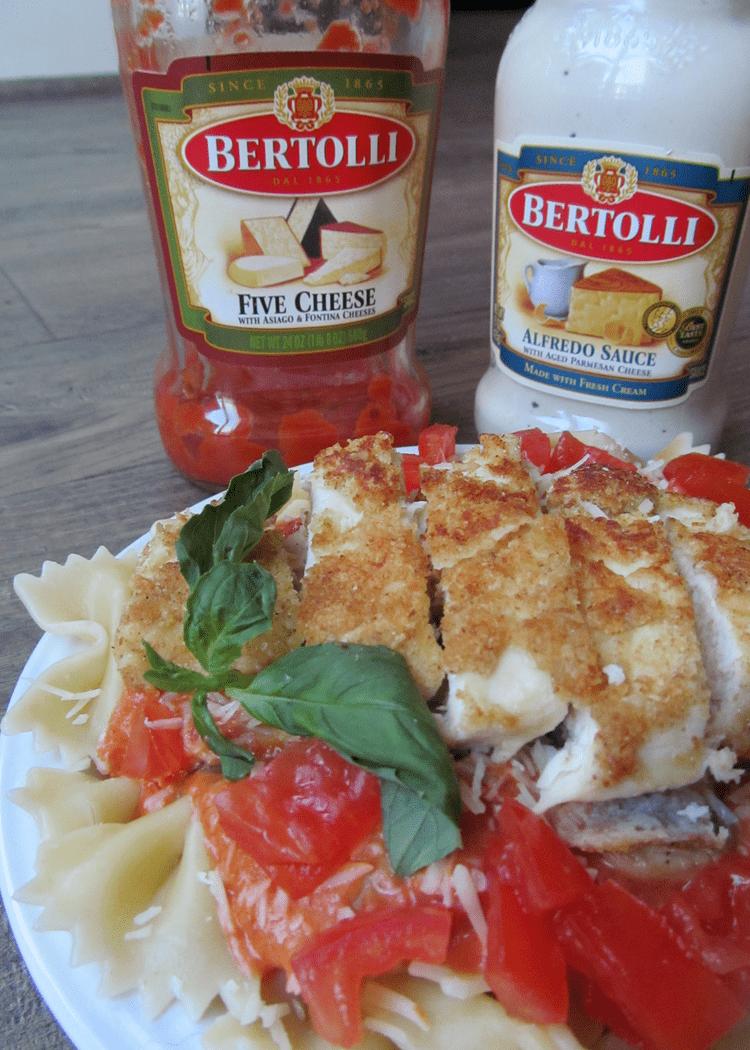 bertolli pasta sauces