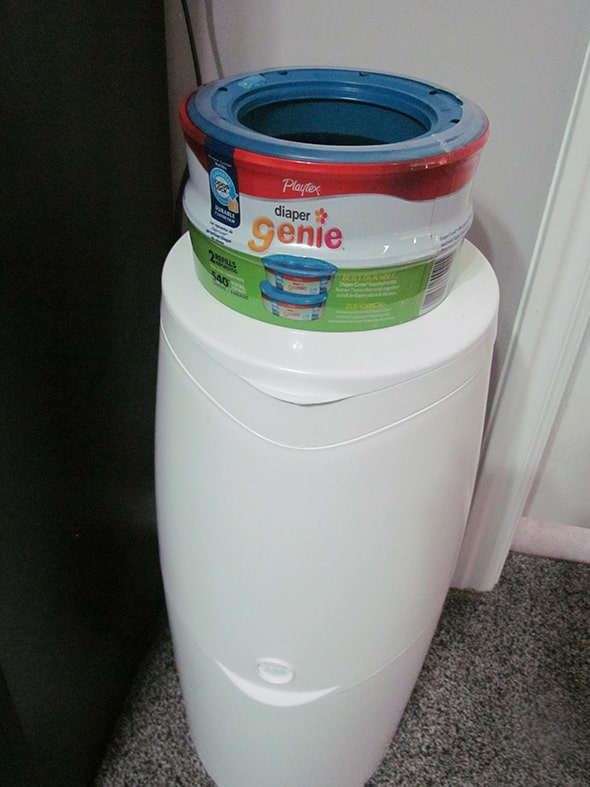 pros and cons of the Diaper Genie
