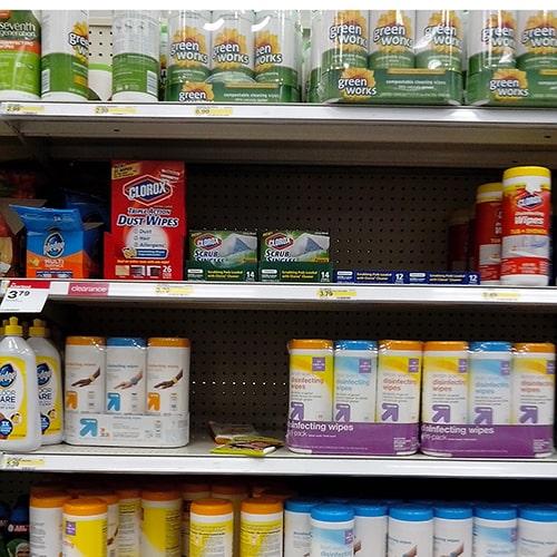 clorox at Target