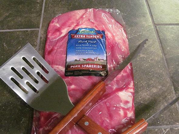 Farmland Pork Spareribs