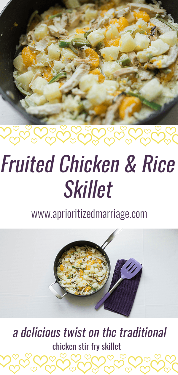 A yummy skillet meal your whole family will love.