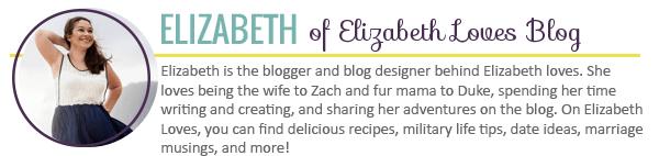 Elizabeth Loves Blog