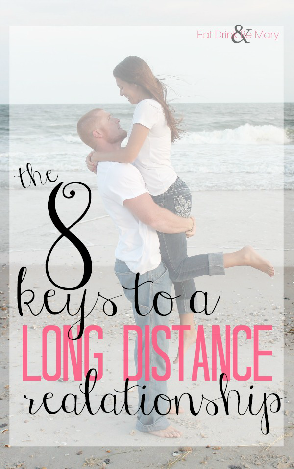 Tips for those of you in a long distance relationship