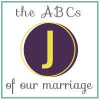 abc's of marriage - j - joking