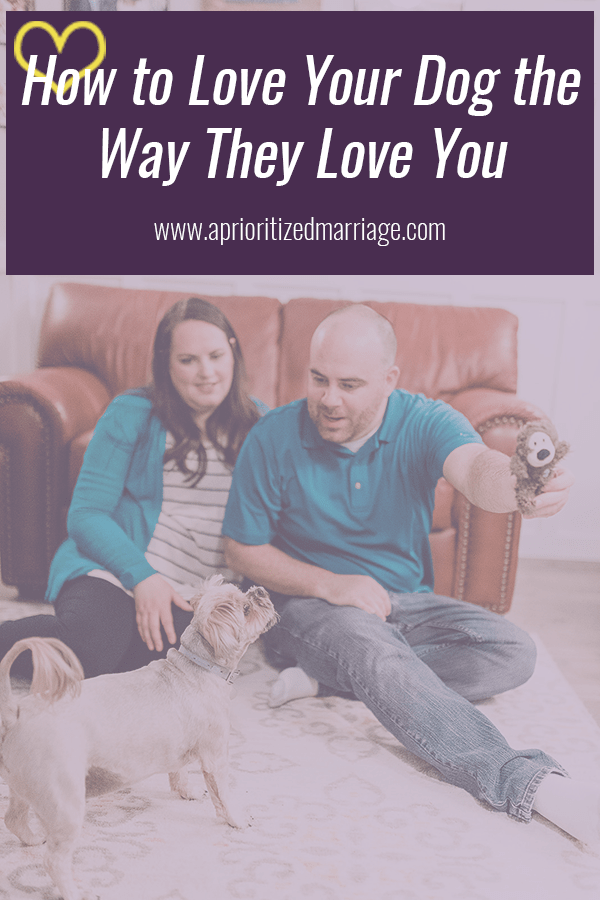 {ad} Your dog has unconditional love for you, do you share that love right back with them? #FuelTheirPotential
