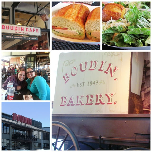 boudin sourdough factory san francisco