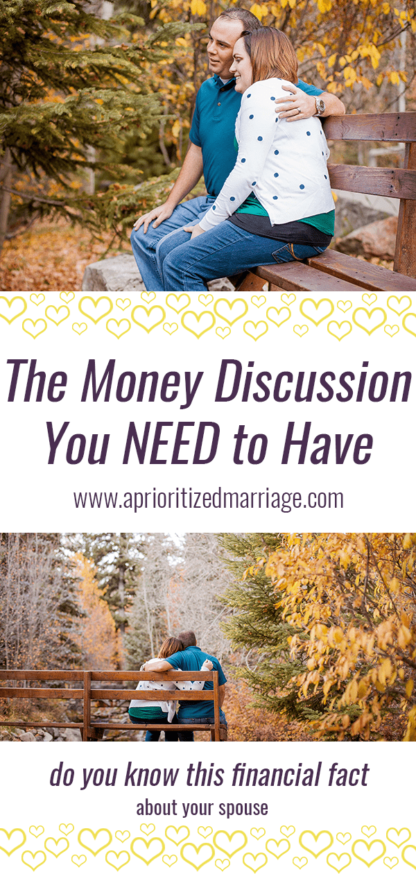 I couldn't believe the statistics on how many people don't know this simple financial fact about their spouse!