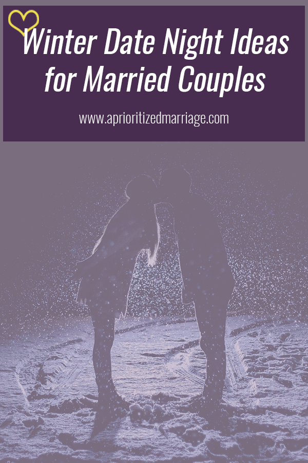 Winter date night ideas for couples