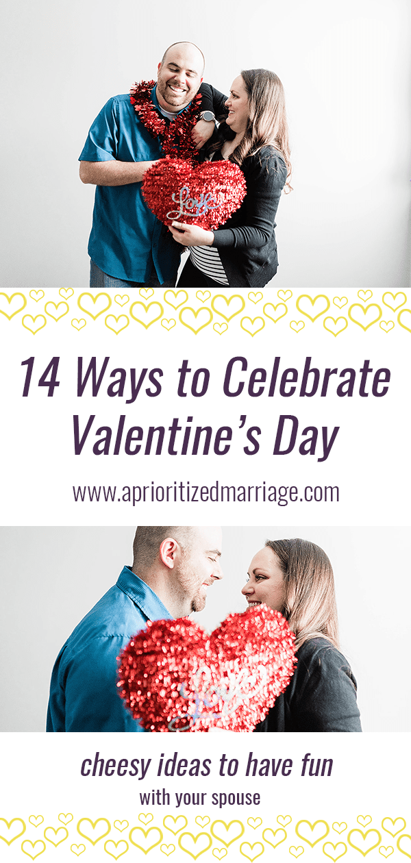 Fun ideas to help you celebrate Valentine's Day this year