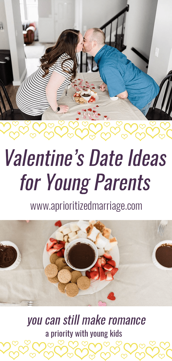 Valentine's date ideas for parents with young kids