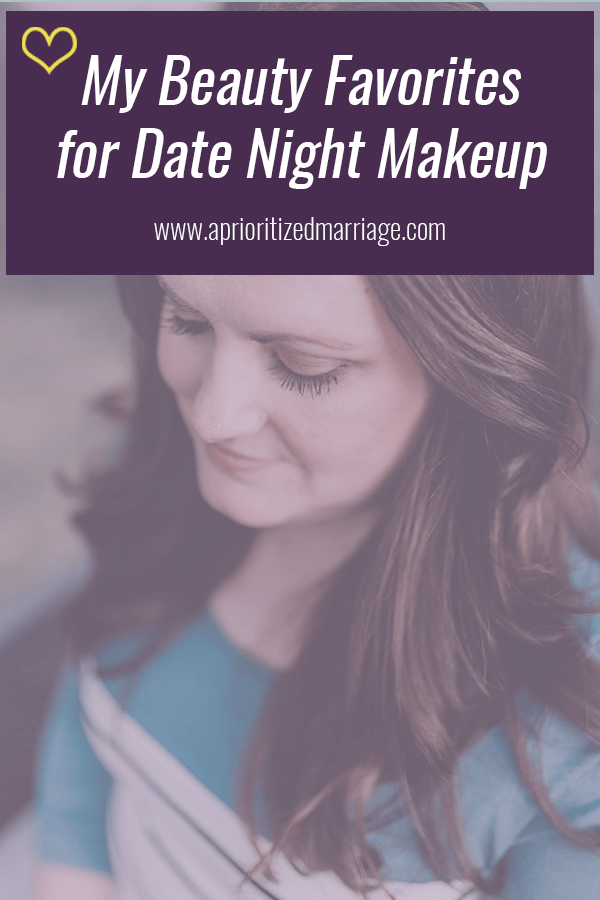 Favorite beauty products for date night makeup. #datenight #makeup #beauty