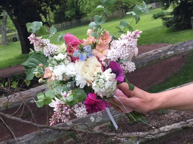 Prom Flowers, Studio Sprig