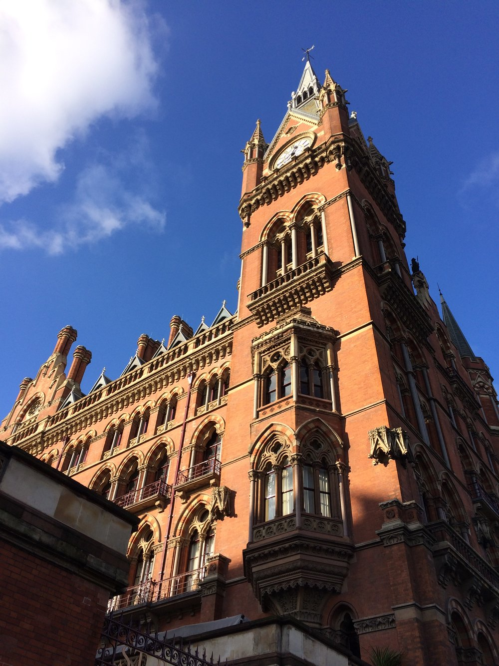 st-pancras-events-london