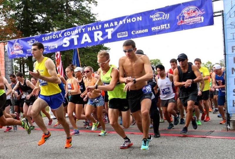 Run the Catholic Health Services Suffolk County Marathon for only $70