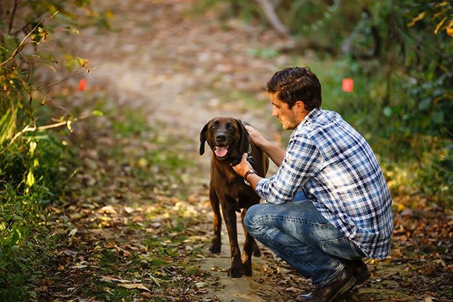 We heard yesterday was #NationalDogDay. Here's to man's best friend.