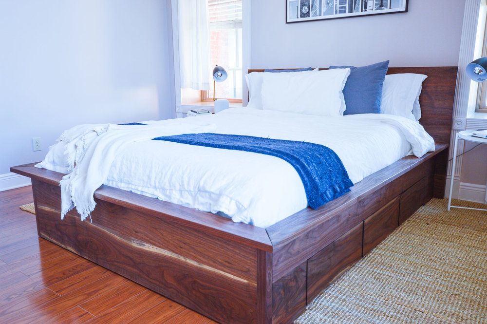 Custom Bed   from   $1595