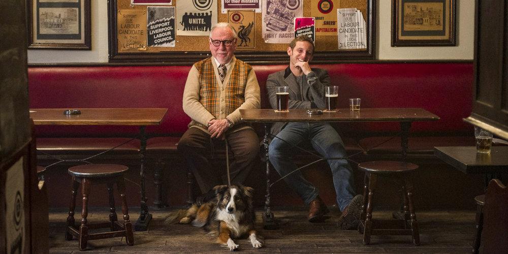 film stars dont die in liverpool jamie bell Kenneth Cranham