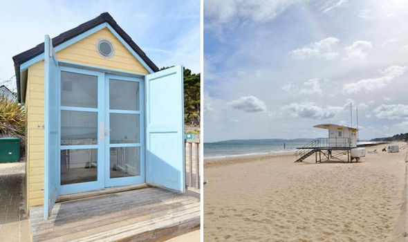 Bournemouth beach hut hits the market for £50,000 - but there's a catch (Published by the Daily Express)    An iconic symbol of the British summer, this Alum Chine beach hut can be yours for £50,000. However, you have to give it back after 16 years.