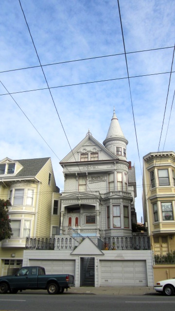 San Francisco's landmarked districts; beautiful, but at what cost? Photo by  Ritu Saheb, Architect, AIA