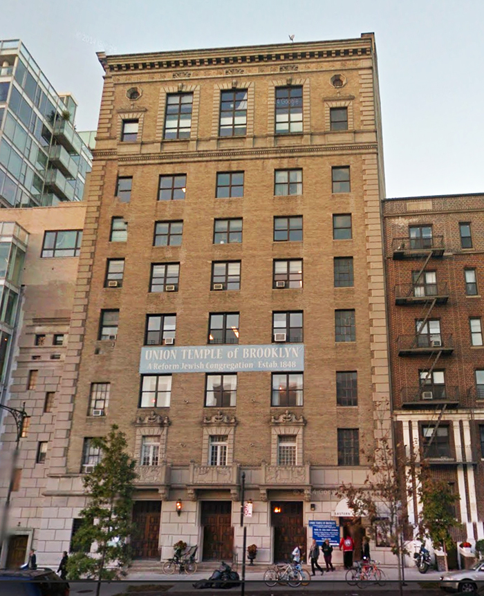Conversion for Brooklyn building to community space