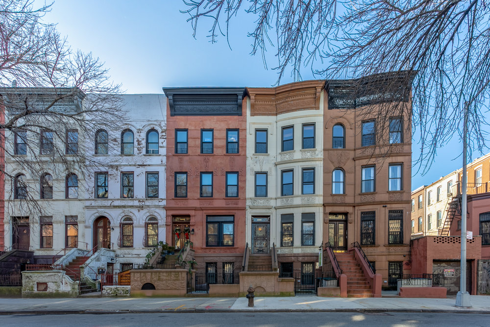 Change from 3-family to apartment building, Brooklyn