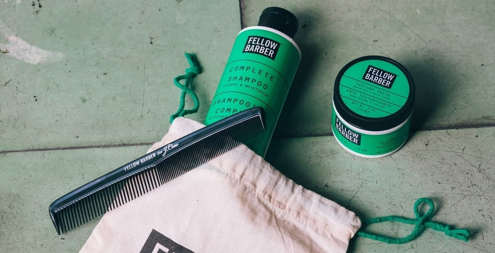 Fellow Barber Classic Shave Gift Set