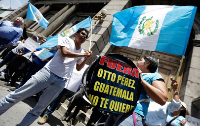 THE NATION: WHAT WAS AN ENRON SPINOFF DOING IN THE MIDDLE OF GUATEMALA'S CORRUPTION SCANDAL?