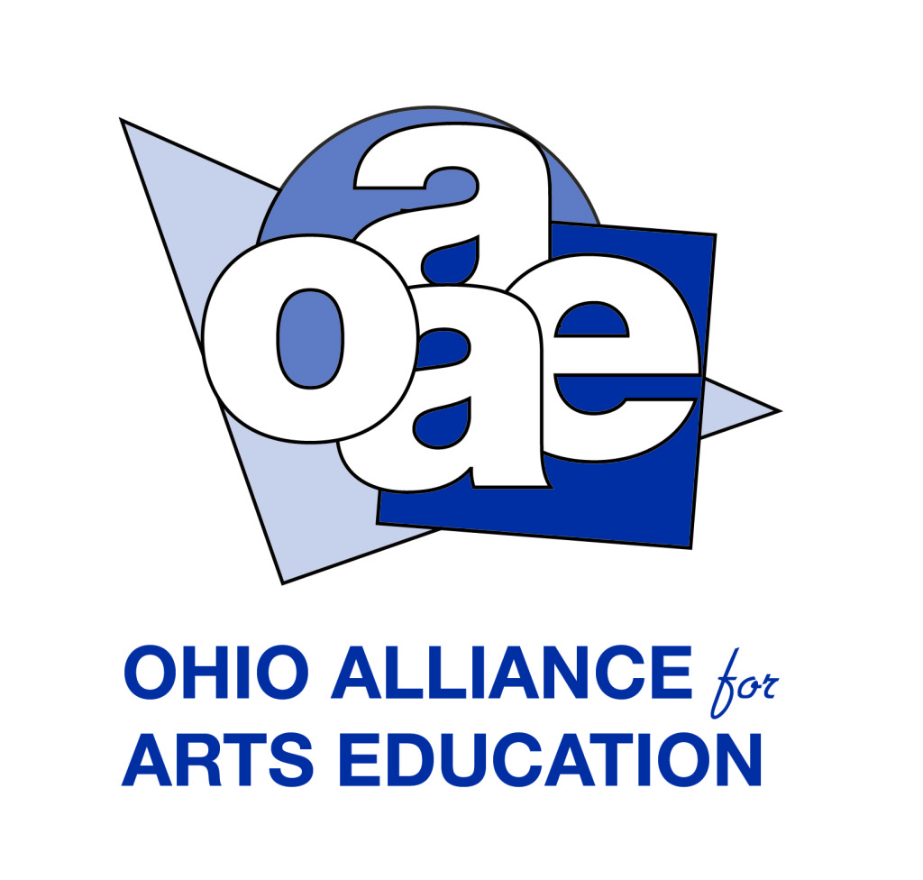 Ohio Alliance for Arts Education Logo in Color