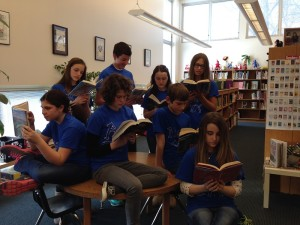 Battle of the Books Pic 2014