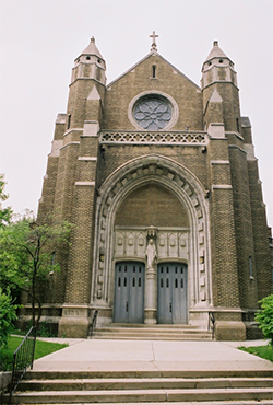 Parish: Sacred Heart County: Franklin Address: 893 Hamlet St. Columbus, OH 43201-3536 Phone Number: 614-299-4191 Administrator: Reverend Antonio Carvalho In Residence: Reverend Joseph C. Klee & Reverend John Thomas Email: sbaptist@columbus.rr.com