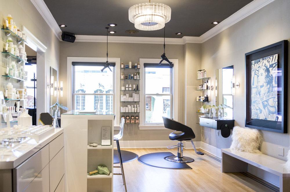Ordinaire Seattle Boutique Hair Salon | Sarah Kahn Hair