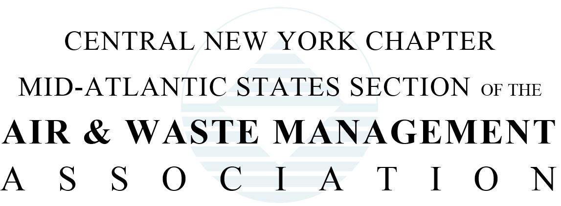 Central New  York Chapter of the Air & Waste Management Association