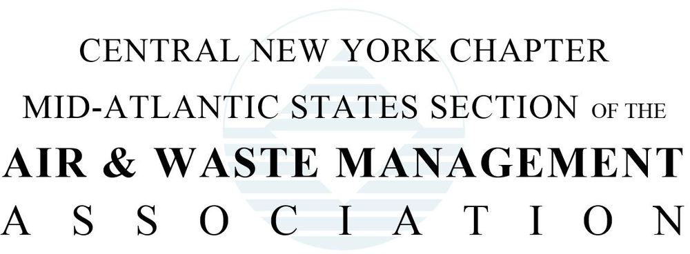 Exhibitor Registration Central New York Chapter Of The Air Waste