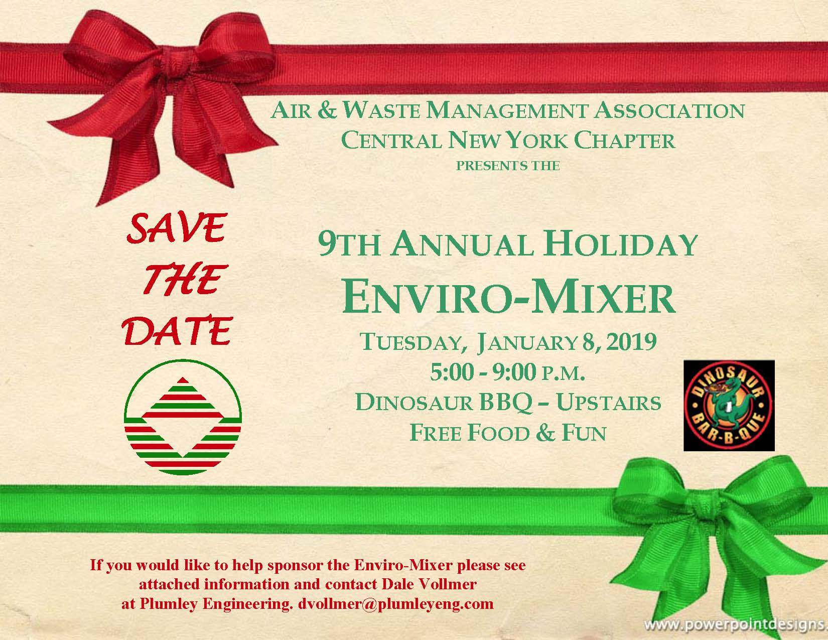 EnviroMixer Save The Date 2019