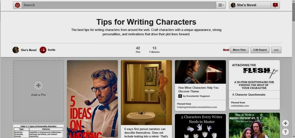 Inspiration-Top 10 Tools to Get You Writing   She's Novel