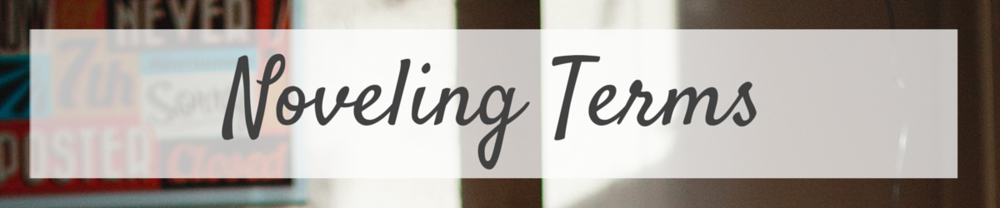 Noveling Terms