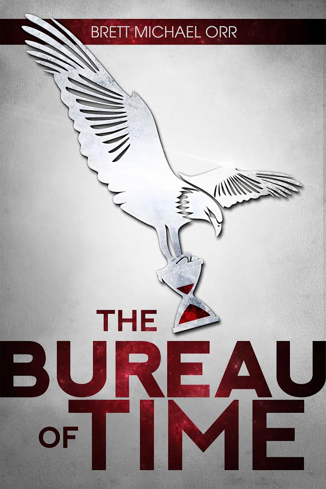 Want an inside peak at the book-creation process? Check out Brett Michael Orr's journey to bring his debut novel, The Bureau of Time, to life.