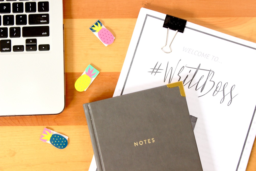 My Top Ten Tools to Get You Writing - She's Novel