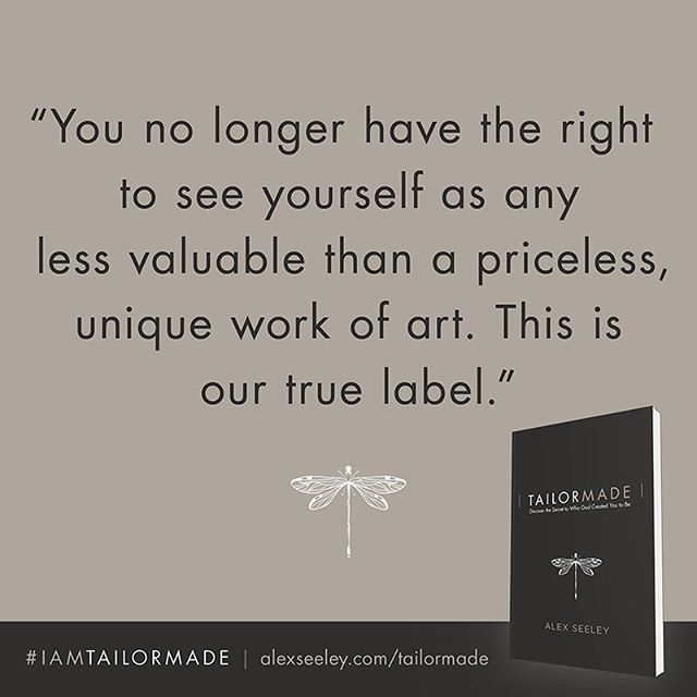 I'm already receiving messages of how this book is transforming lives and I couldn't me more excited. This is more than a book, it's a tool to help you overcome every lie the enemy meant for harm and help you discover the truth about who you are! We have a responsibility to live according to who God created us to be! #iamtailormade release date: April 24.