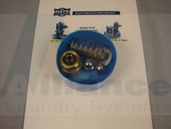Part ID # F380914P Hayes Valve Kit